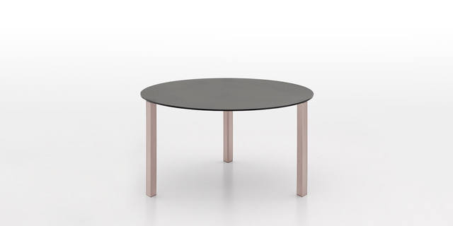 Dickson Furniture - DFT5656玻璃圆餐台|ROUND DINING TABLE