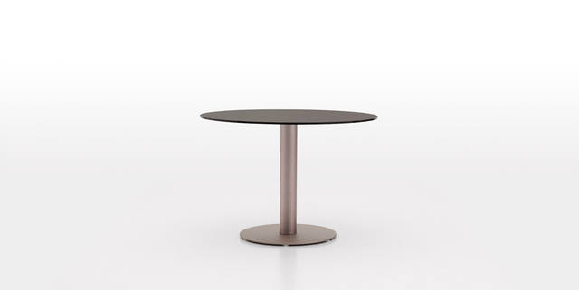 Dickson Furniture - DFT6566玻璃圆餐台|GLASS ROUND TABLE