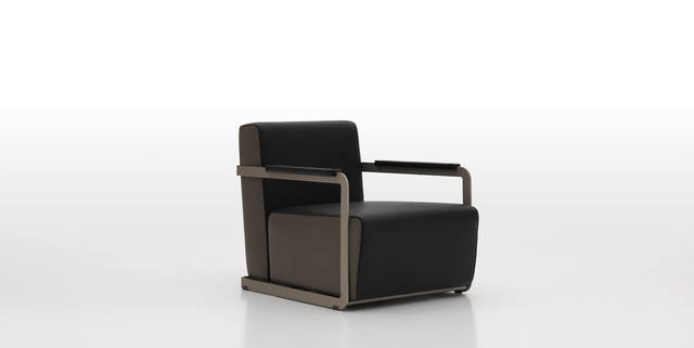 Dickson Furniture - DB9618休闲椅|Leather Chair