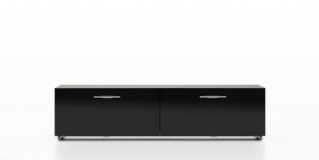 Dickson Furniture - DF-D818-N趟门电视柜|Sliding Door Cabinet