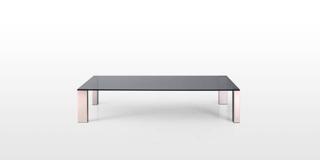 Dickson Furniture - DFK1060`DFK1260-350玻璃长几|LOW TABLE`玻璃方几|LOW TABLE
