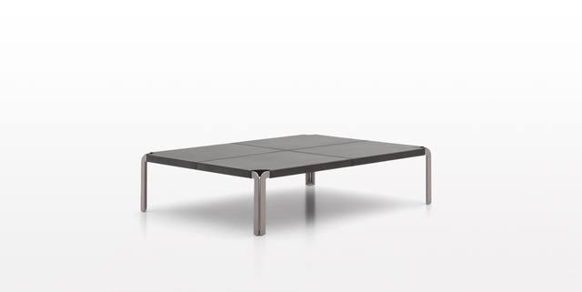 Dickson Furniture - DFK2855真皮茶几|COFFEE TABLE