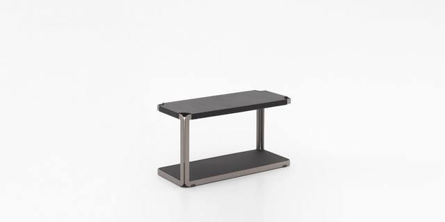 Dickson Furniture - DFK2856真皮边几|SIDE TABLE