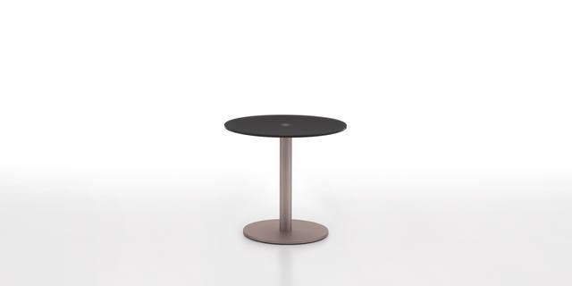 Dickson Furniture - DFK55玻璃圆几|Round Side Table