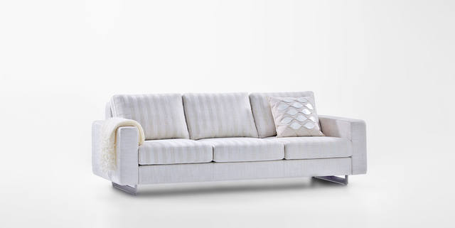 Dickson Furniture - DFS221沙发|Leather Sofa