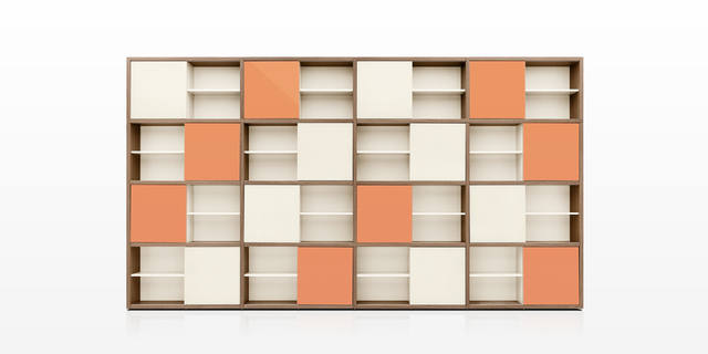 Dickson Furniture - DFO7088组合书柜|Bookcase