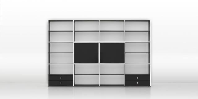 Dickson Furniture - DFO7288书柜|Bookcase