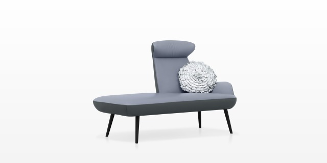 Dickson Furniture - DB9624贵妃休闲椅|Chaise Longue