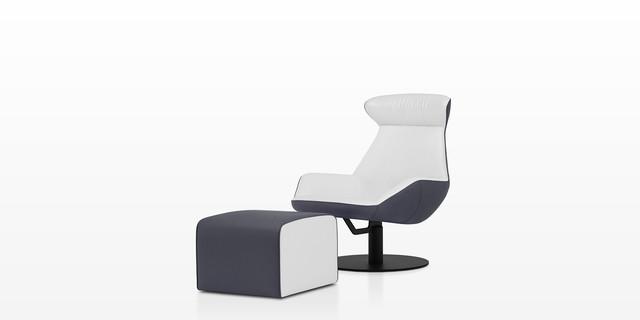 Dickson Furniture - DB9622H休闲转椅|Occasional Chair