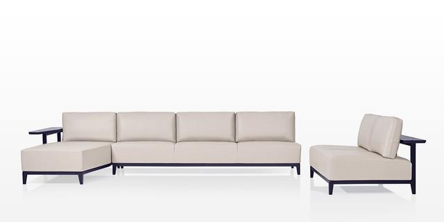 Dickson Furniture - DFS228组合沙发|Leather Sofa