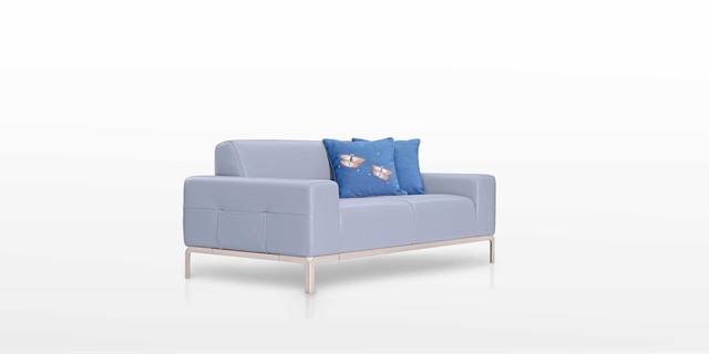Dickson Furniture - DFS218A真皮沙发|Leather Sofa